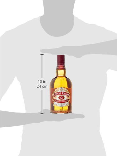 Chivas Brothers Chivas Regal 12 Years Old Blended Scotch Whisky (1 x 0.7 l) - 2