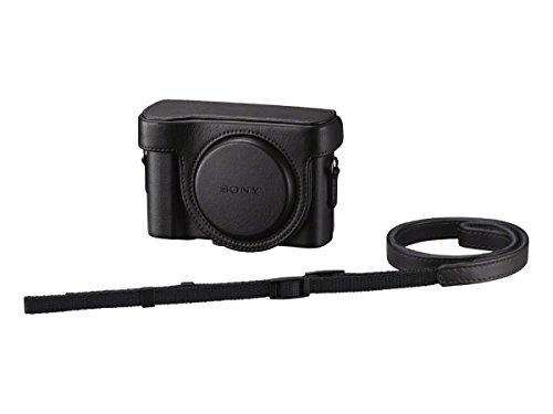 Sony LCJHN/B Jacket Case for Cyber-Shot DSCXH60V (Black)
