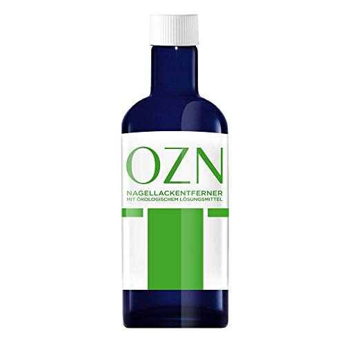 OZN Nagellackentferner: GREEN EDITION 100ml