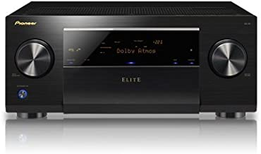 Pioneer Elite SC-91 7.2 Channel Networked Class D3 AV Receiver with Built-in Bluetooth, Wi-Fi & Dolby Atmos