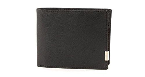 Bodenschatz Brieftasche Geldbörse schwarz