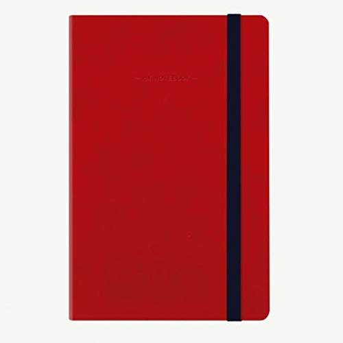 HOLGAMI MILANO - MYNOT0092 - MY NOTEBOOK - DOTTED - RED