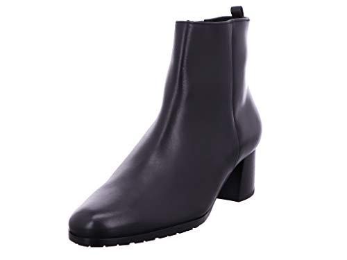 Hassia Damen Stiefeletten Turin 8-306920-0100 schwarz Premiumcalf 8-306920-0100 schwarz 772285