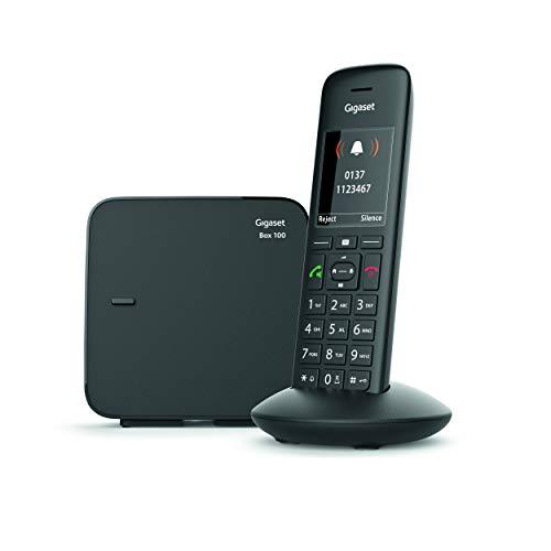 Gigaset C570 - Teléfono inalámbrico con pantalla en color y manos libres