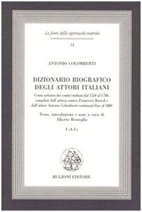 Dizionario biografico degli attori italiani