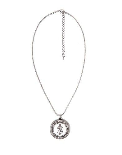 ZELDA FEDJE690816ZEL Collar con el Logotipo de Aliento de la Salvaje, Talla única