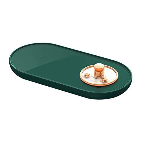 5V Tasse Heizung Wärmer USB Smart Thermostat Tasse Untersetzer Heizmatte Pad Heizplatte für Kaffee Milch Tee
