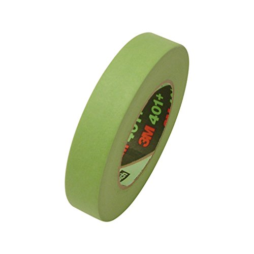 Scotch High Performance Masking Tape, 1 Inch x 60 Yards, Green