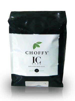 Choffy, Ivory Coast Dark, Brewed Chocolate, Cocoa, Dark Roast, 32 oz.