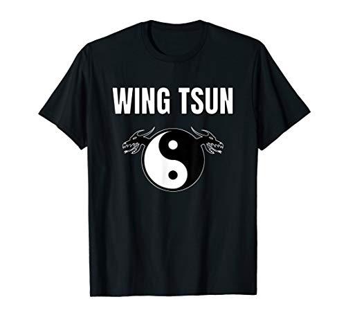 Wing Tsun T Shirt I Wing Chun Geschenk T-Shirt T-Shirt