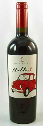 Benaco Bresciano Rebo Mille 1 2017 Pratello, trockener Kult-Rotwein aus der Lambordei