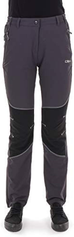 CMP Damen Long Hose Trekkinghose Wanderhose Outdoorhose