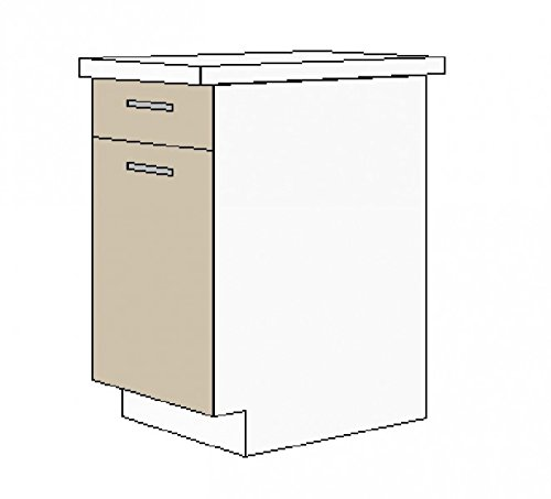 Küchen Unterschrank 40 cm für das Modell »Dave 240 Eiche Sonoma Trüffel«