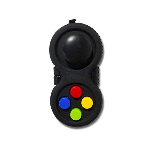 Funmazit Finger Controller Fidget 1 Stück Druckentlastungsgriff Angstentlastung Controller reduziert Stress