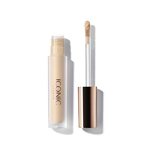 ICONIC London Concealer Invisible, Natural Beige, 4ml