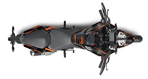AlphaRider Dekor für KTM Duke 125/390 2017-2020 Aufkleber und Sticker Kit - 2