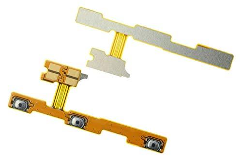 Flex de Encendido para Huawei P8 Lite 2017 (Pra-LA1, Pra-LX1), Honor 8 Lite (PRA-L29, PRA-AL00), Cable Botón Botones Laterales Power On Off Volumen