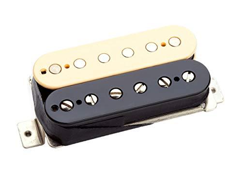 Seymour Duncan APH-2B-RZ Humbucker Alnico II Pro raya vertical Micro eléctrica Guitarra Negro