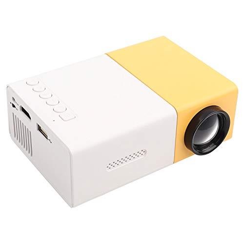 Lairun Proyector, Mini proyector portátil con Estilo portátil de...