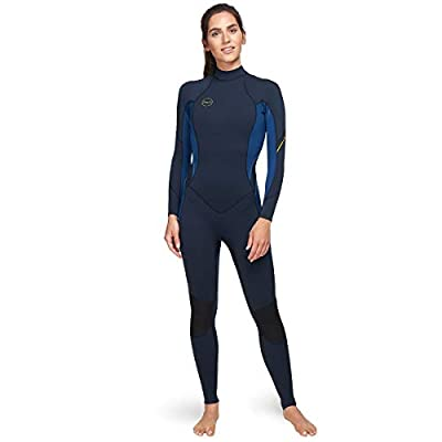 O'NEILL Women's Bahia 3/2MM Back Zip Full Wetsuit