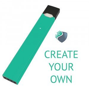 Custom Skin Compatible with JUUL | Create Your Own Style with Any Pic | MightySkins Protective, Durable, and Upload Any Image You Like and Add Custom Text | Easy to Apply, Remove | Made in The USA