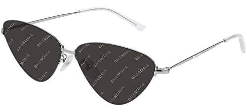Balenciaga Sonnenbrillen BB0015S Black/Grey 61/12/145 Unisex