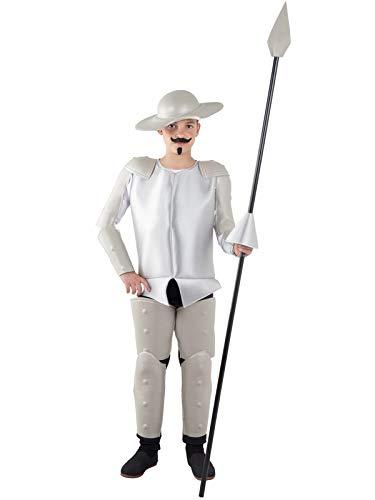 DISBACANAL Disfraz Don Quijote Infantil - -, 6 años