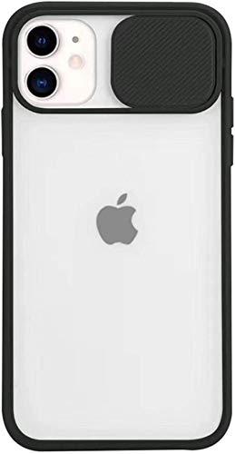 Einaily Hülle Kameraschutz für iPhone XS MAX, Silikon Schutzhülle Candy Color mit Camera Slider Schutz Abdeckung Kratzfeste Handyhülle Matte Translucent Case Cover Tasche Schale für iPhone XS MAX