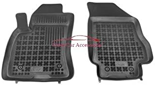 All Weather Rubber Floor Mats Fits Dodge Ram Promaster City 14-19