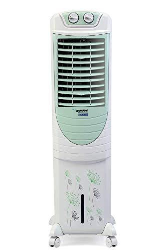 Blue Star PA35LMA 35 Litre Tower Air Cooler (Apple Green)
