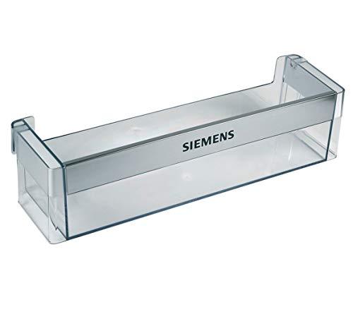 Kühlschrank Organizer Seitenfach Türfach für Kühlschranktür Neff Bosch Siemens 00743291 Abstellfach