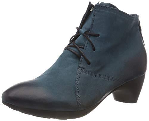 Think! Damen NIAH_383155 Desert Boots, Blau (87 Atlantic), 39.5 EU