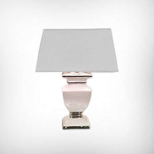 Cerámica Lámpara Lámpara De Mesa Lámpara de mesa lámpara de cerámica brillante Shabby Chic