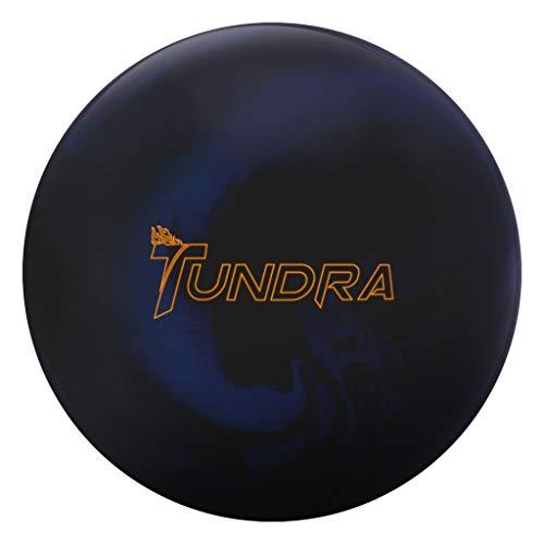 Track Bowling BSSTTI16226063 Track Tundra Solid Bowling Ball, Black/Dark Blue, 14