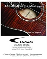 Oihata Ukulele Strings ミディアムゲージ