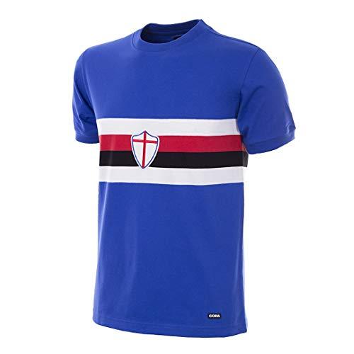 Copa Camiseta de fútbol Retro de los Estados Unidos C. Sampdoria 1975-76