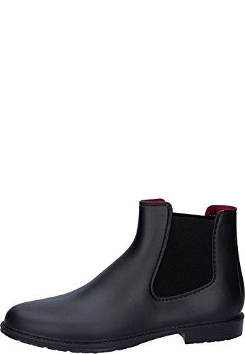 Schuhe Reitstiefelette Axona schwarz (39)