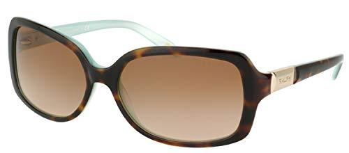 Ralph Lauren RALPH BY 0Ra5130 Gafas de sol, Lt Tort/Turquoise, 58 para Mujer