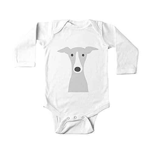 Huang Galgo | Galgo italiano | Lindo Whippet Perro Bebé De Una Pieza