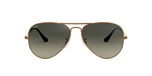 Ray-Ban Aviator Classic, Shiny Bronze, 58 mm