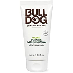 Bulldog, Gel limpiador facial