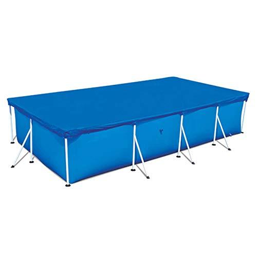 Cobertor para Piscina Piscinas rectangulares Desmontables - Paño De La Piscina A Prueba De Polvo para Engrosar La Lona - 220x150CM / 260x160CM / 300x200CM / 400x211CM