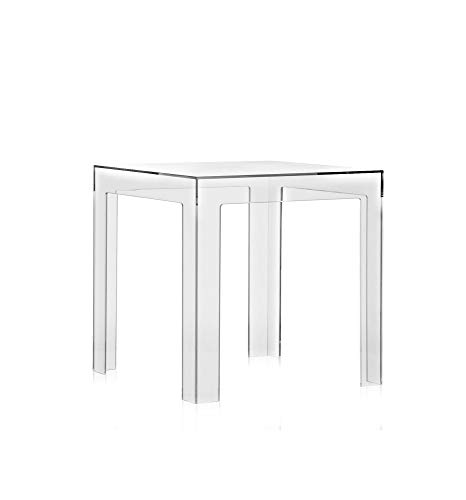 Kartell Jolly, Table Basse, Cristal