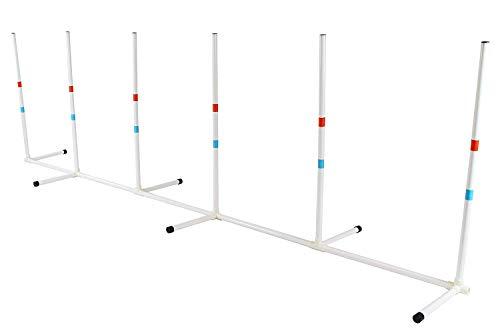 Midlee Dog Agility Weave Poles