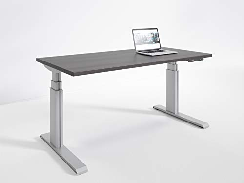 "RightAngle 60"" Elegante Electric Standing Desk"