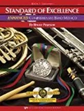Standard of Excellence Enhanced Edition for French Horn - BK1+CD