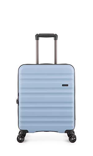 Antler Clifton, Maleta rígida duradera y ampliable, azul (Azul) - 4579113220