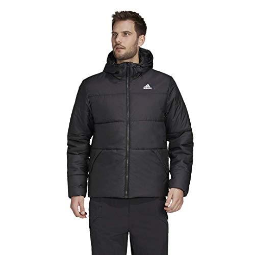 adidas Outdoor Chaqueta aislante básica para hombre, color negro mediano