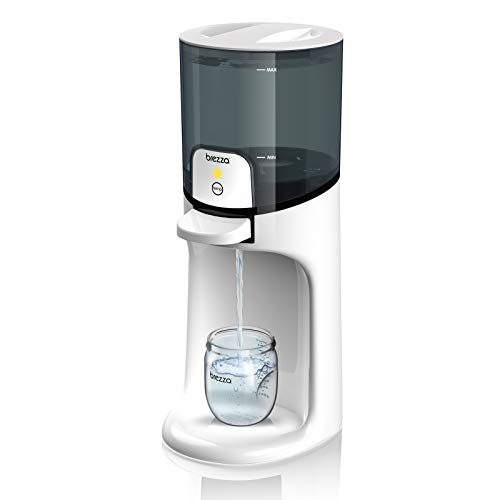 Baby Brezza Instant Warmer - Instantly Dispenses Warm Water at Perfect Baby Bottle Temperature - Replaces Traditional Baby Bottle Warmers