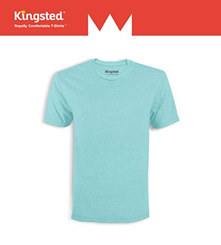 Men's T-Shirts Pack - Royally Comfortable - Soft & Smooth - Premium Fabric - Classic Fit 6